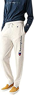 Champion 男士 草写logo运动裤 基本款 C3-Q203