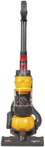 CASDON 卡斯特 Little Helper Dyson 仿真吸尘器 AmazonBasics电池,灰色/黄色