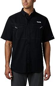 Columbia 男士低拖鞋 Offshore 短袖衬衫