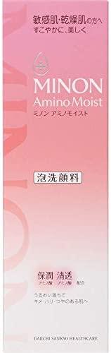 MINON 蜜浓 氨基酸滋润保湿系列 保湿温和洗面奶 150毫升