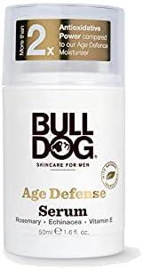 Bulldog 男士护肤和*精华,1.6 盎司(2 件装)