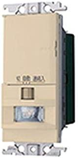Panasonic 松下电器 壁挂安装热线传感器 自动开关 无主机/开关空间 米色 WTK1411FK