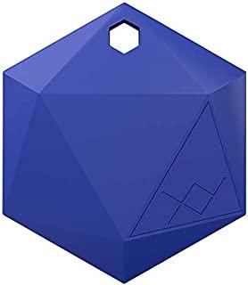 XYO Sentinel X 设备用于硬币应用程序 x12 网络加密货币几何图形(蓝色)