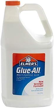 Elmer's 胶水-多种用途的胶水,特强,非常适合制造粘液,1加仑/3.78