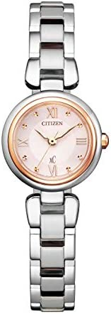 Citizen 手表 Cross Sea mizu collection 光动能 EW5574-51W 女士 银色