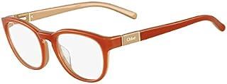 Chloé CE2618 Chloe 眼镜架,橙色,48