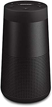 Bose SoundLink Revolve(系列二)便携式蓝牙音箱 - 无线防水音箱 360° 声音,黑色