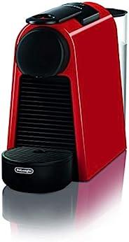 De'Longhi 德龙 Nespresso Essenza Mini EN 85.R 胶囊咖啡机入门套装 带有不同口味的胶囊,19bar泵压,空间集约