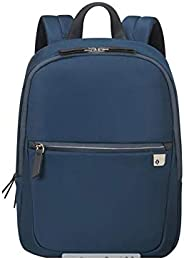 Samsonite 新秀丽 Eco Wave 笔记本电脑背包,14 英寸(40 厘米 - 13 升) Blau (Midnight Blue) 14 Zoll (40 cm - 13 L)