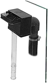 Tunze USA 1076/2 Through The Back Overflow Box, Requires 1.75-Inch Bore Hole