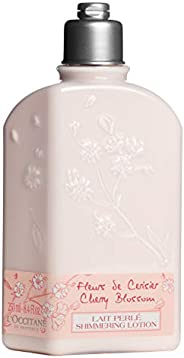 L'Occitane 欧舒丹 闪耀樱花身体乳液,8.4盎司(约238.