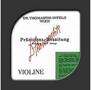 Thomastik-Infeld 127 不锈钢 Contra 低音弦,中号
