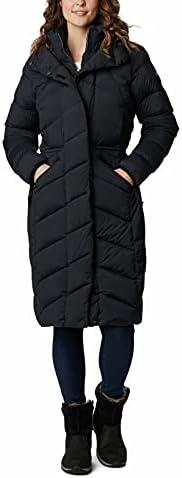 Columbia 女士 Ember Springs 长款羽绒夹克