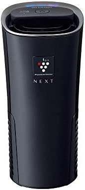 SHARP 夏普 Plasmacluster 净离子群空气净化器 车载用 杯型 高浓度 NEXT(50000) 除臭 黑色 IG-MX15-B