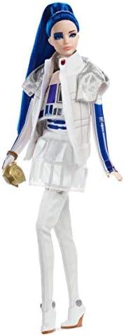 Barbie 星球大战 R2D2 x 芭比娃娃