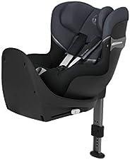 Cybex Sirona S i-Size 汽车座椅,花岗岩黑色