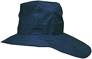 Nadalles L型雨衣 共3种尺寸 雨帽 藏青色 LL 防水 双层延迟 轻量 9408