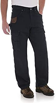 Wrangler Riggs 工作服男式游侠裤 *蓝 31W x 32L