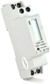 EKM 计量 kWh 电表:120 伏,2 线,外置 14 毫米,50 安培