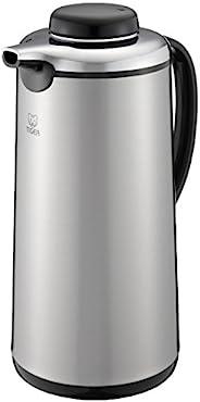 Tiger 虎牌 保温杯 保温保冷 桌上置 不锈钢水壶 1.9L 商用 PRJ-019P-XS Tiger