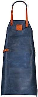BOSKA 围裙 710x113x112毫米 皮革围裙 蓝色 Mr. Smith 955054