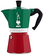 Bialetti Moka Express 6杯浓缩咖啡机