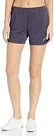 ASICS 女士 Rival Ii 短裤