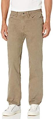 Lee 男式宽松直筒牛仔裤 Tarmac 30W x 32L