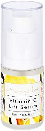 Mayella 维生素C*提拉精华 15ml 亮白 * 清洁 光滑 再生改善胶原蛋白 透明质酸 橄榄油 所有肤质 男士/女士