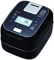 TOSHIBA 东芝 真空压力IH保温锅 电饭煲(5.5合炊煮,约3公升) 黑色 压力+真空 一起煮 RC-10ZWM-K 需配变压器