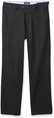 Nautica 男式 Beacon 长裤 正黑色 40W x 32L