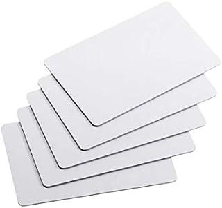 KPAW 18 x NTAG215 NFC 卡 | 空白白色可打印 NFC 215 卡 | NTAG215 卡兼容 TagMo & Amiibo 和所有支持 NFC 的智能手机和设备 | NFC 卡(504 字节内存)