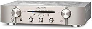 Marantz 马兰士 PM6007 高保真扩音器 立体声放大器 2 × 60 W 光学输入,唱机输入,低音炮输出,银金色