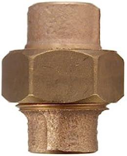 Cornat Soldering 压缩贴合双靴锥形密封,15 mm (1),Rotguss,T534015