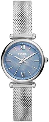 Fossil 手表 CARLIE MINI ES5083 女士 银色