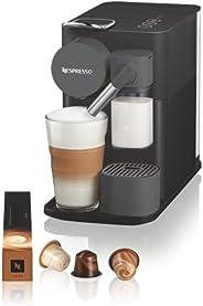 De'Longhi 德龙 Nespresso Lattissima One Evo EN510.B,胶囊咖啡机,带单份奶泡系统,适用于卡布奇诺和拿铁玛奇朵,1450