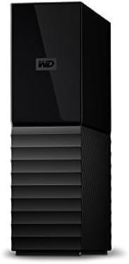 Western Digital 西部數據 10TB My Book 桌面外接硬盤,USB 3.0-WDBBGB0100HBK-NESN