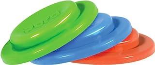 美国 Pura Kiki 硅胶瓶盖(一盒三个:蓝色、绿色、橘子色)PSD013