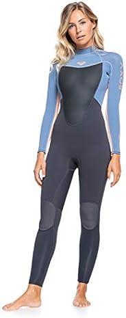 Roxy 3/2 Prologue 女士 Bz Flt 氯丁橡胶连体衣,女士,ERJW103074