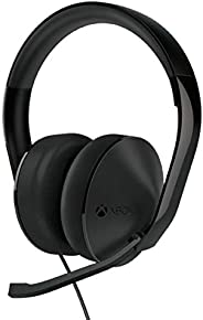 Microsoft Xbox One 立体声耳机(仅耳机,无适配器)