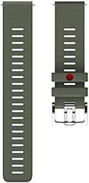 Polar 中性硅胶腕带 Grit X 和 Vantage M 腕带