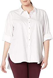 Calvin Klein Women's Non Iron Shirting T