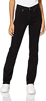 7 For All Mankind 女士直筒牛仔裤