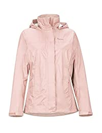 Marmot 土拨鼠 Wm's Precip Eco 女士硬壳雨衣,防水,防风 & 透气
