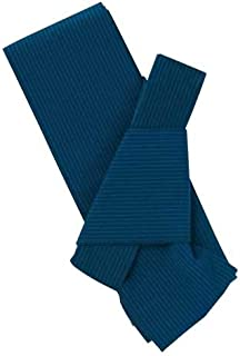 涤纶/棉 轻装角带 绅士用 条纹图案 藏青色 63-142457