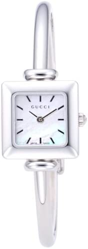 [古驰]GUCCI 腕表 1900 白珍珠色表盘 YA019518 女士