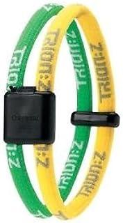 Trion Z 双环磁性腕带手链。 选择尺寸和颜色