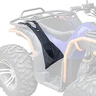 ATV 后脚架 2 件可调节耐磨重型 w/600D 牛津布与 Sportsman Scrambler Rancher Foreman 兼容
