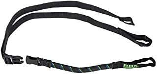 TOURATECH ROK 可调节肩带 45-150厘米(2条1组)(黑色/蓝色) 01-055-0406-0