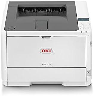 OKI 945708 - 单色激光打印机 b412dn A4